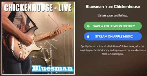 BluesmanSpotify
